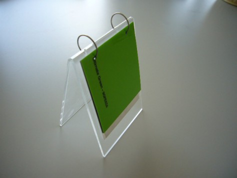 display etui Displays Perspex